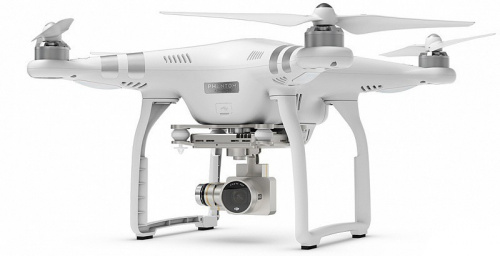 DJI Phantom 3 Advanced (комиссия)