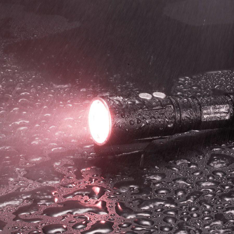 Фонарь Nitecore DL10 Cree XP-LHI V3 Diving 30м 1000 люмен - купить (заказать), узнать цену - Охотничий супермаркет Стрелец г. Екатеринбург