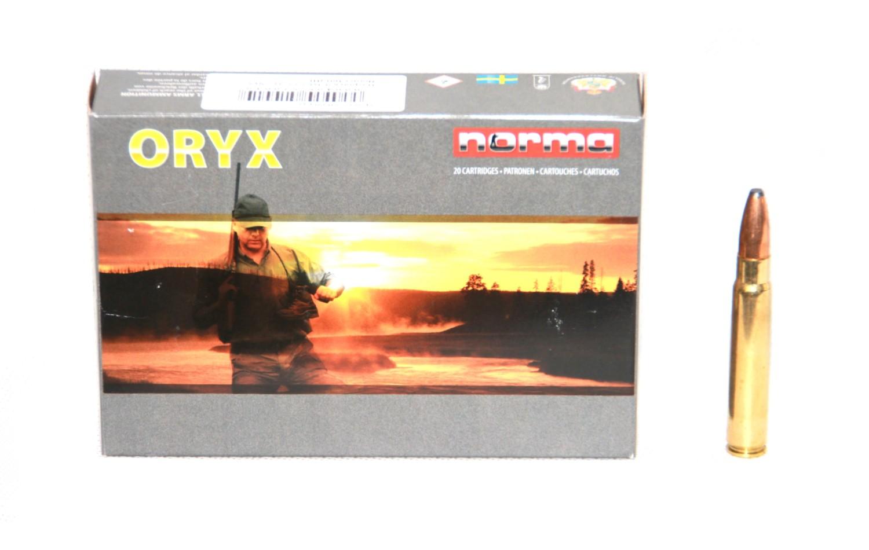 Патрон к.9,3х62 18,5гр Oryx Norma 1шт (Н) - купить (заказать), узнать цену - Охотничий супермаркет Стрелец г. Екатеринбург