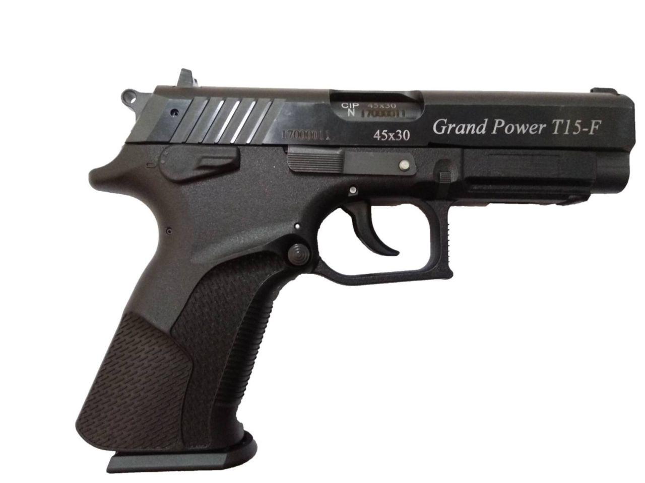 Grand Power T15-F к.45х30 пистолет ОП - купить (заказать), узнать цену - Охотничий супермаркет Стрелец г. Екатеринбург