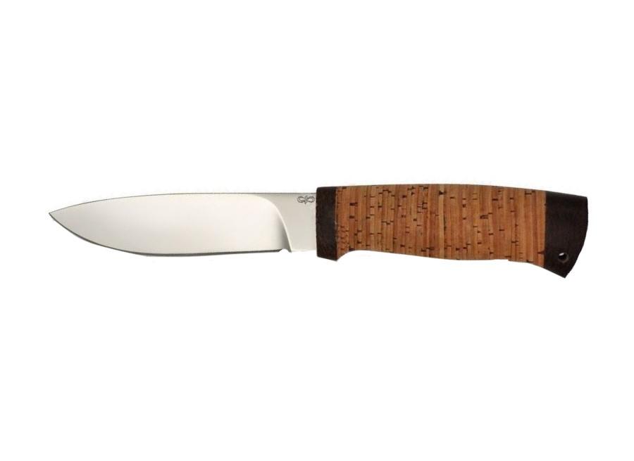 Нож Пилигрим разделочный карельская береза 95х18 - купить (заказать), узнать цену - Охотничий супермаркет Стрелец г. Екатеринбург