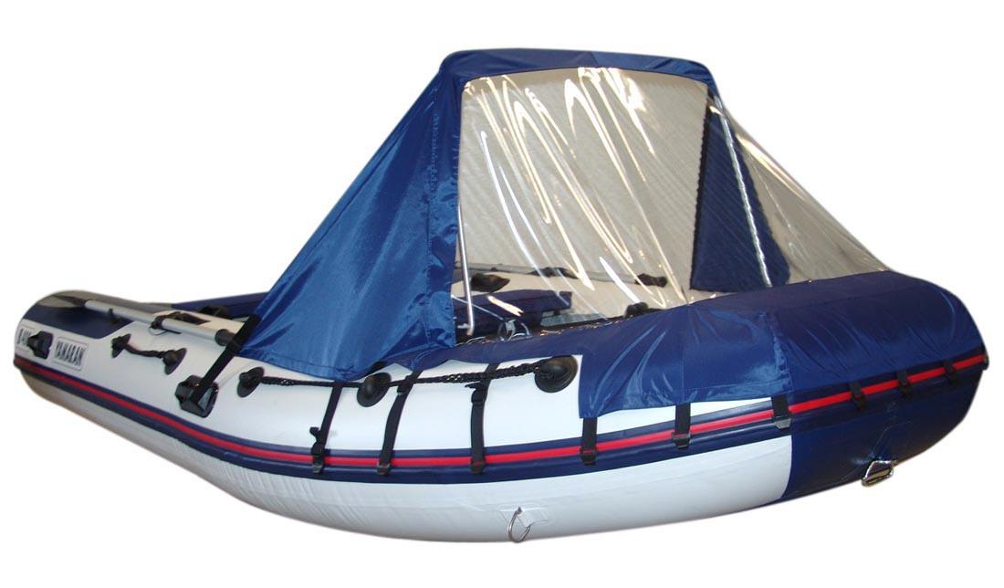 тент носовой для лодки пвх баджер 360