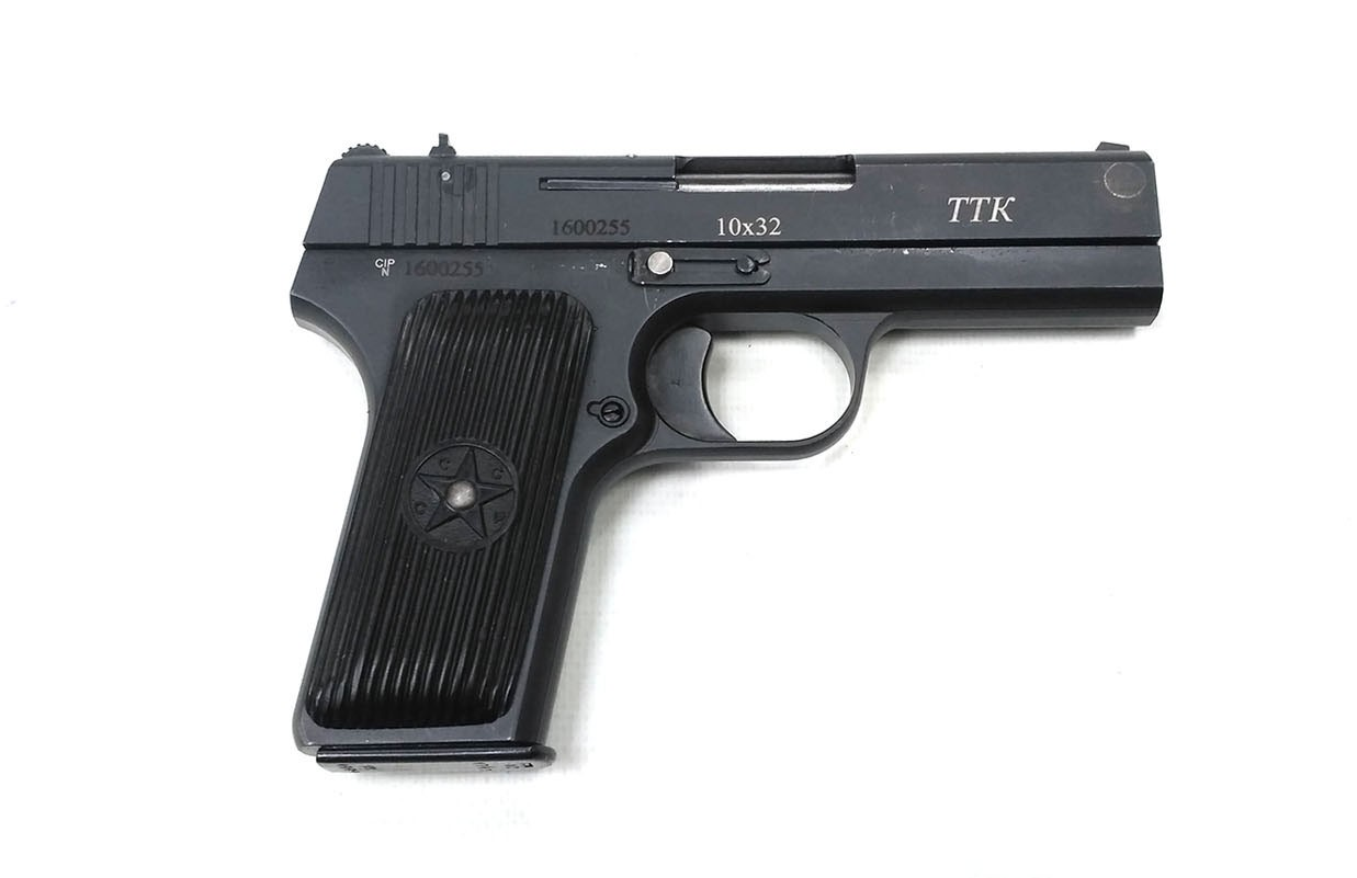 ТТК-F к.10х32 пистолет ООП - купить (заказать), узнать цену - Охотничий супермаркет Стрелец г. Екатеринбург