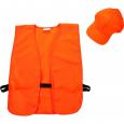Комплект Allen Кепка+жилет оранжевый - купить (заказать), узнать цену - Охотничий супермаркет Стрелец г. Екатеринбург