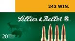 Патрон к.243 Win 6,5гр PTS Hornady SP S&B 1уп/20шт - купить (заказать), узнать цену - Охотничий супермаркет Стрелец г. Екатеринбург