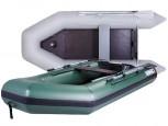 Лодка надувная YUKONA 280 TLK без настила зеленая - купить (заказать), узнать цену - Охотничий супермаркет Стрелец г. Екатеринбург