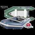 Лодка надувная YUKONA 300 TL (F) серая - купить (заказать), узнать цену - Охотничий супермаркет Стрелец г. Екатеринбург