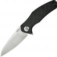 Нож складной Zero Tolerance Carbon Fiber Assisted K0770CF рукоять карбон, сталь Elmax - купить (заказать), узнать цену - Охотничий супермаркет Стрелец г. Екатеринбург