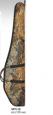 Чехол ЧРП-18 поролоновый с оптикой 135 см  - купить (заказать), узнать цену - Охотничий супермаркет Стрелец г. Екатеринбург