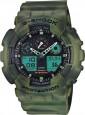 Часы CASIO G-SHOCK GA-100MM-3A - купить (заказать), узнать цену - Охотничий супермаркет Стрелец г. Екатеринбург