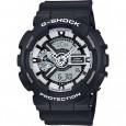 Часы CASIO G-SHOCK GA-110BW-1A - купить (заказать), узнать цену - Охотничий супермаркет Стрелец г. Екатеринбург