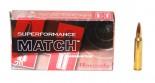 Патрон к.223Rem 4,86гр BTHP Super Match Hornet 1шт - купить (заказать), узнать цену - Охотничий супермаркет Стрелец г. Екатеринбург