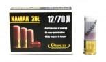 Патрон к.12х70 Kaviar 26L DDupleks упаковка 10шт - купить (заказать), узнать цену - Охотничий супермаркет Стрелец г. Екатеринбург