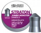 Пуля JSB Diabolo Straton Jumbo Monster к.5,5 упаковка 200 шт - купить (заказать), узнать цену - Охотничий супермаркет Стрелец г. Екатеринбург