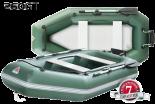 Лодка надувная YUKONA 260 GT серая без настила и транца - купить (заказать), узнать цену - Охотничий супермаркет Стрелец г. Екатеринбург