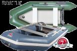 Лодка надувная YUKONA 300 TLK (без пайола) зеленая-U - купить (заказать), узнать цену - Охотничий супермаркет Стрелец г. Екатеринбург
