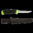 Нож Morakniv Fishing Comfort Scaler Serrated Edge 98 нержавеющая сталь - купить (заказать), узнать цену - Охотничий супермаркет Стрелец г. Екатеринбург