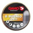 Пуля Gamo G-Buffalo к.4,5 15,4 гран упаковка 200шт - купить (заказать), узнать цену - Охотничий супермаркет Стрелец г. Екатеринбург