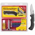 Набор для заточки ножей Lansky + нож LA/LKUNV-030 - купить (заказать), узнать цену - Охотничий супермаркет Стрелец г. Екатеринбург