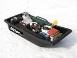 Сани Otter II magnum sled black 187x96x35 - купить (заказать), узнать цену - Охотничий супермаркет Стрелец г. Екатеринбург