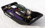 Сани Otter Medium Wild Sled Black 162x84x42 - купить (заказать), узнать цену - Охотничий супермаркет Стрелец г. Екатеринбург