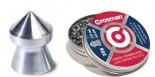 Пуля Crosman Pointed к.4,5мм 7,4гран 250шт - купить (заказать), узнать цену - Охотничий супермаркет Стрелец г. Екатеринбург