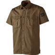 Рубашка Harkila PH Range SS Dark Olive - купить (заказать), узнать цену - Охотничий супермаркет Стрелец г. Екатеринбург