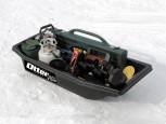 Сани Otter II small sled black 137x66x30  - купить (заказать), узнать цену - Охотничий супермаркет Стрелец г. Екатеринбург