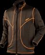 Куртка Harkila Tulloch Fleece Dark Olive - купить (заказать), узнать цену - Охотничий супермаркет Стрелец г. Екатеринбург