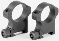Кольца Nightforce Standard Duty D30мм высокие (1,25
