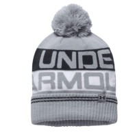 Шапка Under Armour Men's Retro Pom Beanie 2.0 (OSFA) 1300078-941
