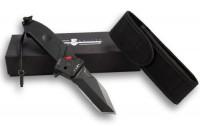 Нож-танто Extrema Ratio HF1 складной клинок черный сталь N690