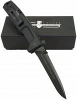 Нож Extrema Ratio Nemesis складной сталь N690,клинок черный