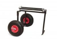 Тележка для лодочного мотора (окрашенный металл)