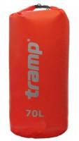 Гермомешок Tramp TRA-104 нейлон 70л красный