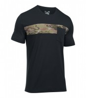 Футболка Under Armour Hunt Pocket T 1299612-001