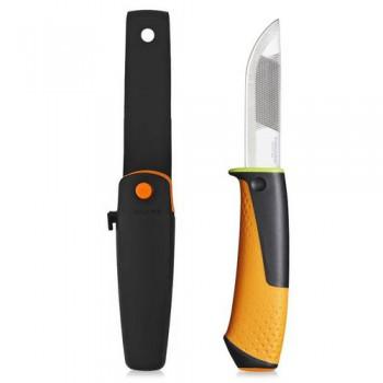 Нож для тяжелых работ с точилкой - купить (заказать), узнать цену - Охотничий супермаркет Стрелец г. Екатеринбург