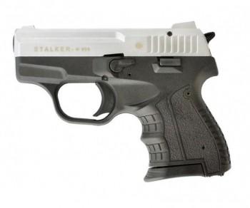 Пистолет сигнальный Stalker к.5,6*16 хром - купить (заказать), узнать цену - Охотничий супермаркет Стрелец г. Екатеринбург
