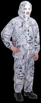 Костюм маскировочный зимний Хольстер Сова (таффета) - купить (заказать), узнать цену - Охотничий супермаркет Стрелец г. Екатеринбург