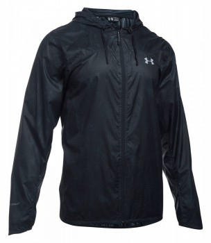 Куртка для бега Under Armour Leeward Windbreaker 1290517-008 - купить (заказать), узнать цену - Охотничий супермаркет Стрелец г. Екатеринбург