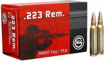 Патрон к.223 Rems Geco FMJ 1шт - купить (заказать), узнать цену - Охотничий супермаркет Стрелец г. Екатеринбург