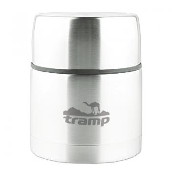 Термос Tramp TRC-078 (серый) с широким горлом 0,7 литра  - купить (заказать), узнать цену - Охотничий супермаркет Стрелец г. Екатеринбург