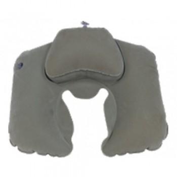 Подушка Tramp Lite надувная под шею Комфорт TLA-008 (серый) - купить (заказать), узнать цену - Охотничий супермаркет Стрелец г. Екатеринбург