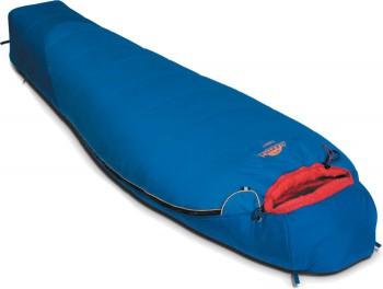 Мешок спальный   TIBET синий, левый, 9203.03052 - купить (заказать), узнать цену - Охотничий супермаркет Стрелец г. Екатеринбург