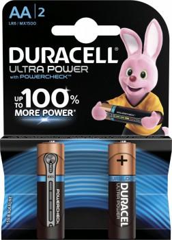 Э/п Duracell Ultra Power LR06 BL2 - купить (заказать), узнать цену - Охотничий супермаркет Стрелец г. Екатеринбург