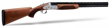 Huglu 103F Silver Full Engraving O/U к.12х76 - купить (заказать), узнать цену - Охотничий супермаркет Стрелец г. Екатеринбург