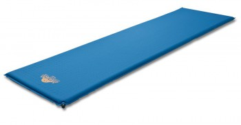 Коврик самонадувающийся TRAVEL 66 navy blue 183x66x3,1 cm - купить (заказать), узнать цену - Охотничий супермаркет Стрелец г. Екатеринбург