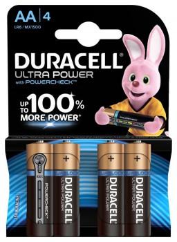 Э/п Duracell Ultra Power LR06 BL4 - купить (заказать), узнать цену - Охотничий супермаркет Стрелец г. Екатеринбург