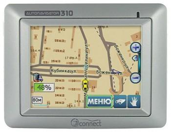 Навигатор JJ-Connect AutoNavigator 310 Black Росс - купить (заказать), узнать цену - Охотничий супермаркет Стрелец г. Екатеринбург
