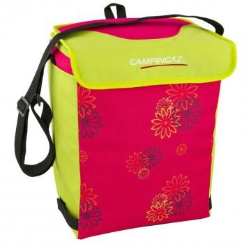 Сумка изотермическая Campingaz Pink Daysy MiniMaxi 19 л (Цвет - желтый, красный) - купить (заказать), узнать цену - Охотничий супермаркет Стрелец г. Екатеринбург